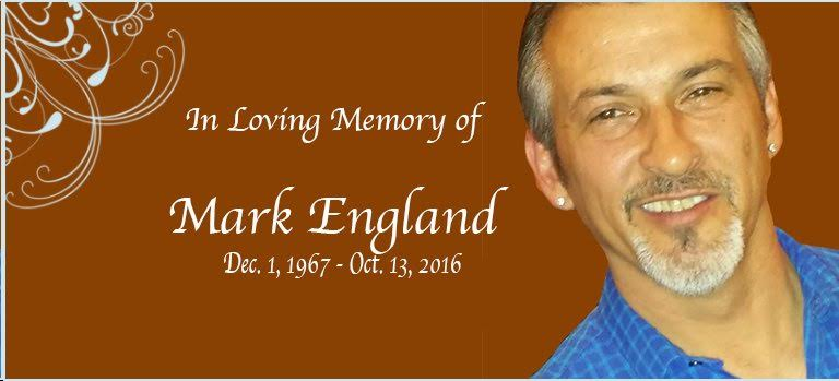 Mark England's Life Celebration