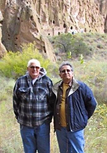 Moving from Texas to Santa Fe: Paul and John's Journey to Santa Fe