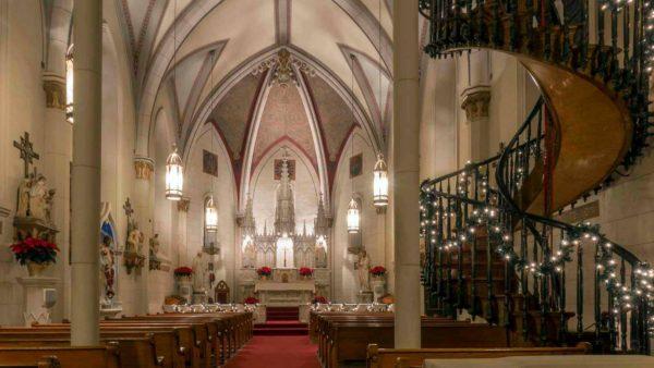 loretto chapel christmas concerts - Christmas In Santa Fe