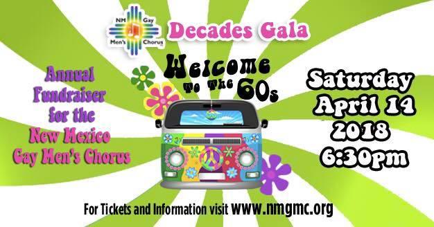 Decades Gala NMGMC performance