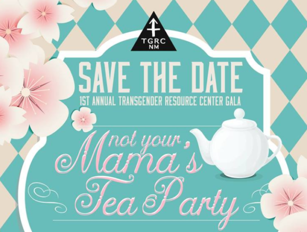 Tea Party Gala & Benefit for the Transgender Resource Center