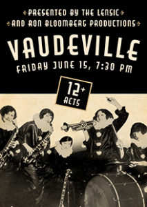 Vaudeville comedy show in Santa Fe New Mexico