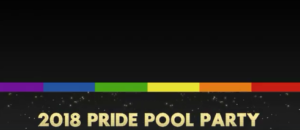 Pool Party for Santa Fe Pride 2018