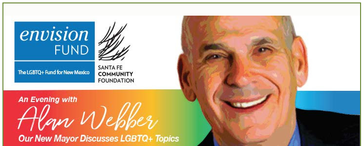 Santa Fe New Mexico Mayor Speaks about Gay Rights