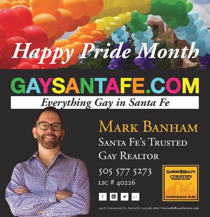 Santa Fe New Mexico Gay Pride Parade Celebration Events