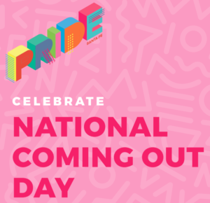 PRIDE Santa Fe - National Coming OUT Day event