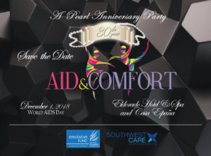 AID & Comfort Party - HIV Awareness