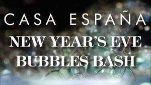 New Year's Eve at Casa Espana in Santa Fe