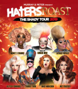 Drag show Popejoy Hall