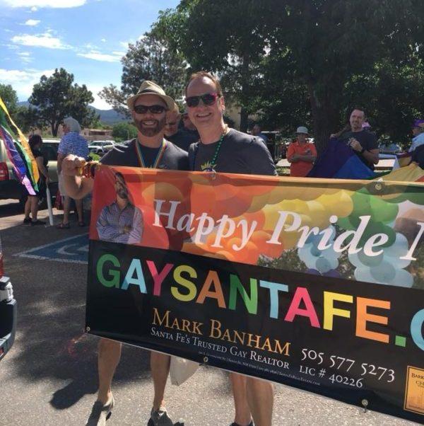 Mark Banham Gay Real Estate Agent