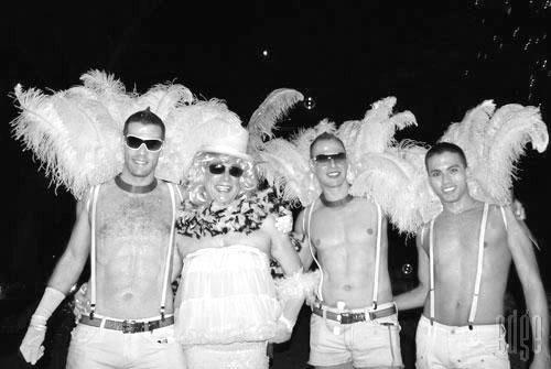 Santa Fe Pride Drag Show & White Dance Party