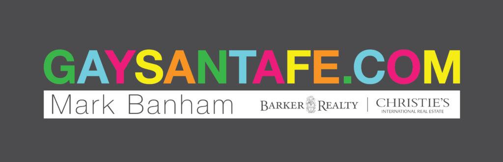 Gay Santa Fe Realtor Mark Banham