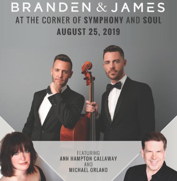 Branden & James Concert Promo