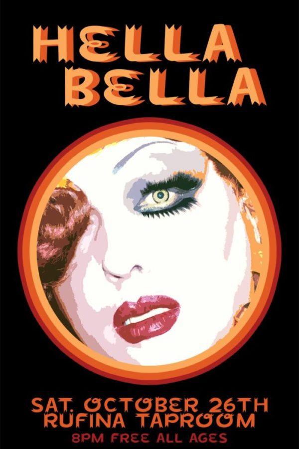 Hella Bella Concert Poster