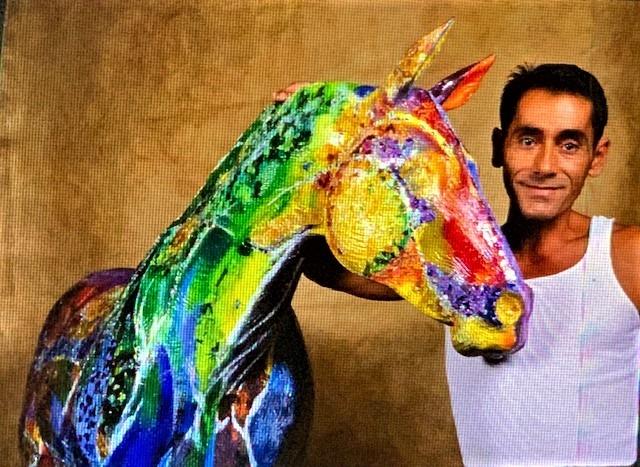 LGBTQ Roger Montoya