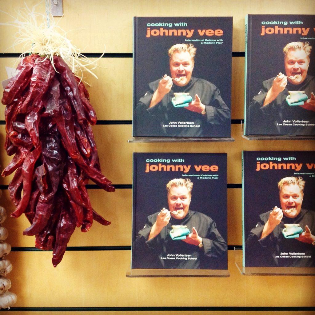 Johnny Vee Santa Fe Chef