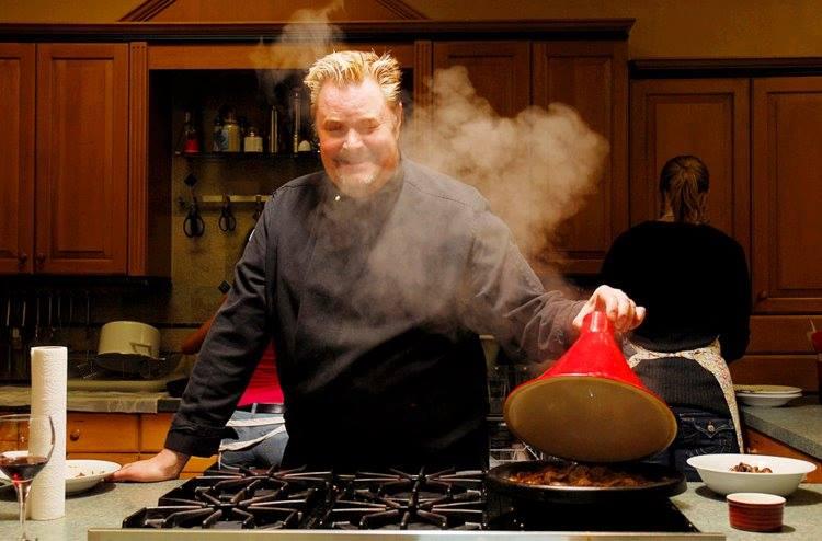Chef Johnny Vee Cooking School