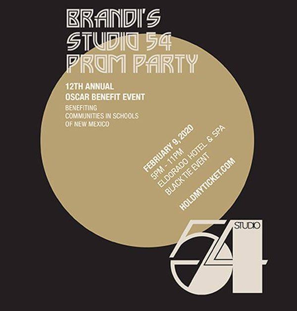 Brandi's Oscars Benefit Party