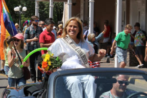 Oona Bender Santa Fe Pride Parade