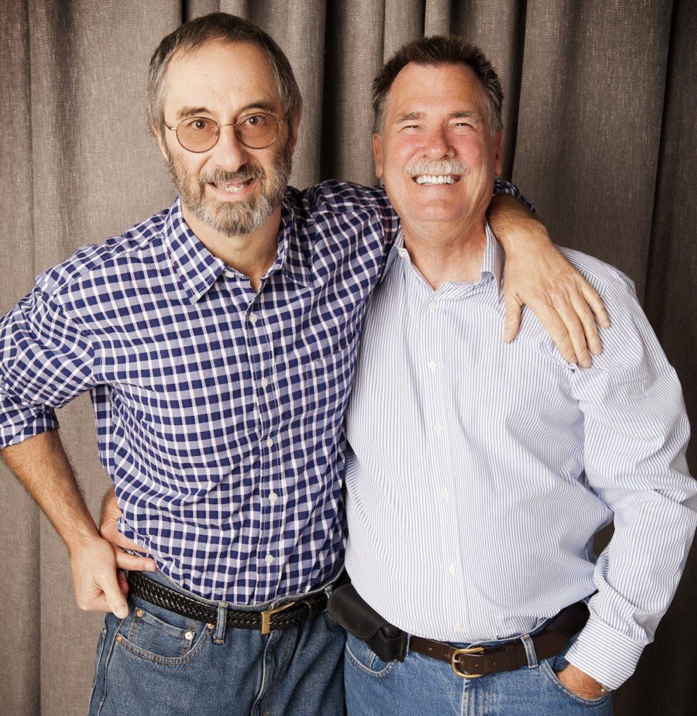 Gay couple buys home in Santa Fe